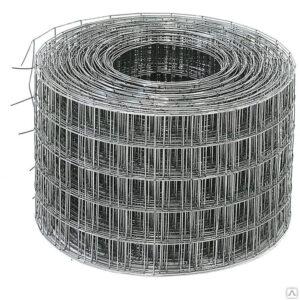 Сетка сварная ТУ d-1,6мм, яч. 50*50, 0,35*25м, неоц 1