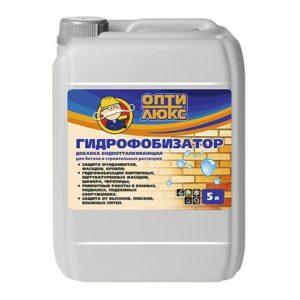 "Гидрофобизатор ""Оптилюкс"" 5л"
