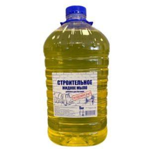 Жидкое мыло концентрат 5л 1