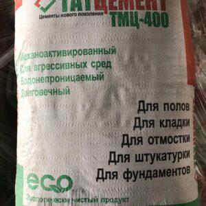 Цемент ПЦ-400 50кг ТАТЦЕМЕНТ